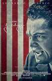 J. Edgar Movie Leonardo DiCaprio Original Poster Print Prints