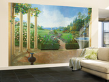 Isabella Cuccato Giardino Antico Huge Wall Mural Art Print Poster Seinmaalaus