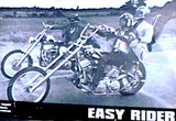Easy Rider Movie (On Motorcycles) Lobbycard Postcard Print Poster