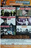 Download Festival Iron Maiden Marily Manson Huge Original Music Poster Prints