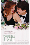 Original Movie Poster The Wedding Date Dermot Mulroney Prints