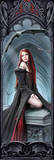 Anne Stokes Await the Night Door Poster Art Print Print
