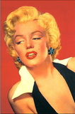 Marilyn Monroe Headshot Movie Postcard Photo