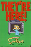The Best of the Simpsons - They're Here Original TV Poster Photo