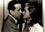 Big Sleep Movie (Humphyey Bogart and Lauren Bacall) Poster Print Pôsters