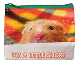 I'm a Little Short Coin Purse Coin Purse