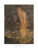 Midsummer Eve Prints by Edward Robert Hughes