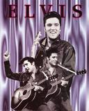 Elvis Presley Montage Prints