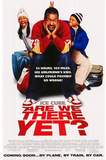 Are We There Yet Original Movie Poster Ice Cube Nia Lo Poster