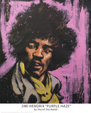 Purple Haze, Jimi Hendrix, Rhythm and Hue Photo by David Garibaldi