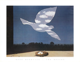 The Return Prints by Rene Magritte