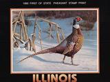 Ronald Louque (Pheasant Stamp, Illinois) Art Poster Print Posters