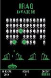 Iraq Invaders (Arcade Parody) Politics Poster Prints