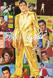 Elvis Presley Albums Music 3-D Lenticular Poster Print Posters