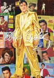Elvis Presley Albums Music 3-D Lenticular Poster Print Posters