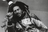 Bob Marley Singing Music Poster Print Prints