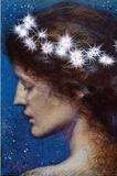 Edward Robert Hughes Star of Heaven Art Print Poster Photo