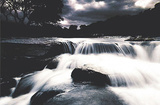Yorkshire Dales (Waterfall Photo) Art Poster Print Posters