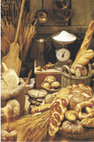 Brotstube (Bakery Photograph) Art Poster Print Prints