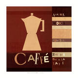 Caffe Latte Prints by Catherine Aguilar