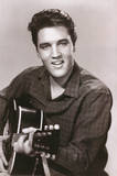 Elvis Presley (Love Me Tender) Music Poster Print - Poster
