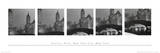 Central Park (5 Pictures, Panorama) Art Poster Print Posters