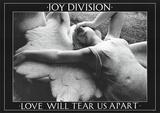 Joy Division (Love Will Tear Us Apart) Music Poster Print Billeder