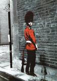 Queens Guard Art Print Poster Poster
