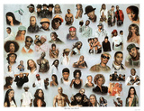 Hip Hop and R&B Prints by Andy H.