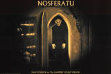 Nosferatu Movie Max Schreck as the Vampire Count Orlok Poster Print Posters