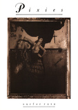 The Pixies (Surfer Rosa) Music Poster Print Posters