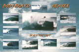 Bodyboard Heaven Sky's the Limit Sports Poster Poster