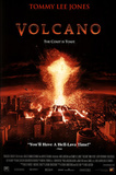 Volcano Movie Tommy Lee Jones Original Poster Print Print