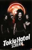 Tokio Hotel (Scream) Music Poster Print Posters