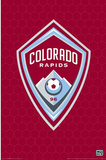 Colorado Rapids Logo Posters