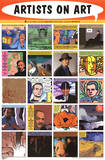 Artists on Art Poster Funny College Posters
