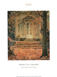 The Music Pavilion Prints by Henri Le Sidaner