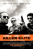 Killer Elite Movie Jason Statham Double-Sided Poster Print Photo