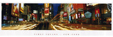 Times Square (New York City, Lights) Art Poster Print Posters