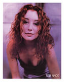 Tori Amos (Lavender Background) Music Poster Print Masterdruck