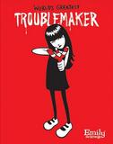 Emily the Strange (World's Greatest Trouble Maker) Art Poster Print Photo
