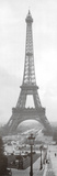 Paris (Eiffel Tower,, c.1925) Print