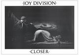 Joy Division Closer Music Poster Ian Curtis Poster