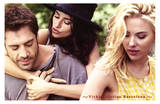 Vicky Cristina Barcelona Movie (Javier Bardem, Penelope Cruz, Scarlett Johansson) Poster Masterprint
