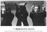 The Boondock Saints Movie (Cast) Glossy Photograph Photo Print Photo