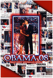 Barack and Michelle Obama Newspapers Jones Posters