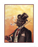 Monocle Cigar Posters
