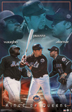 New York Mets Kings of Queens Sports Poster Print Print