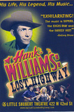 Hank Williams (Lost Highway, Quotes) Lobby Card Music Postcard Print Posters