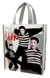 Elvis Presley Small Recycled Shopper Tote Bag